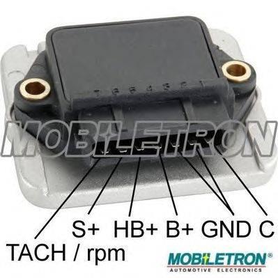 Коммутатор, система зажигания MOBILETRON IGH005H